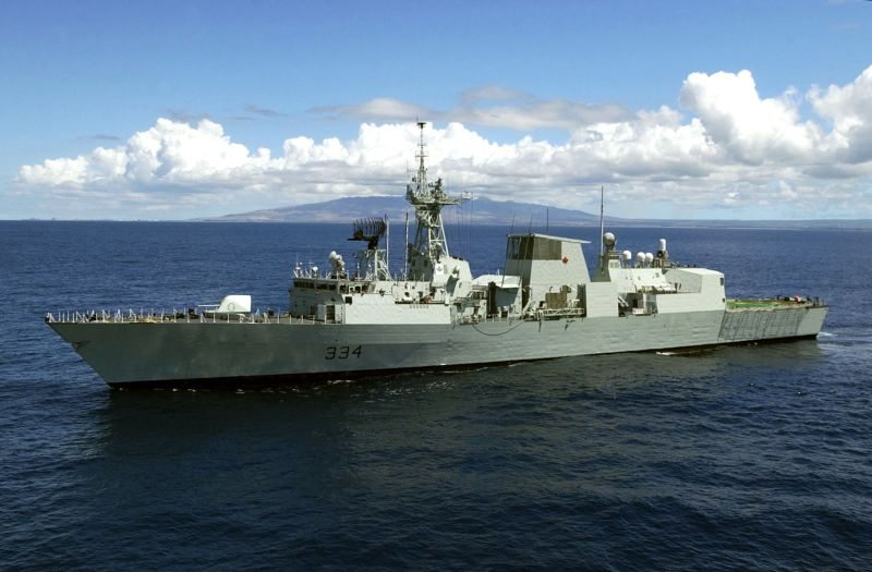 Cassidian to Protect Canadian Naval Ve...