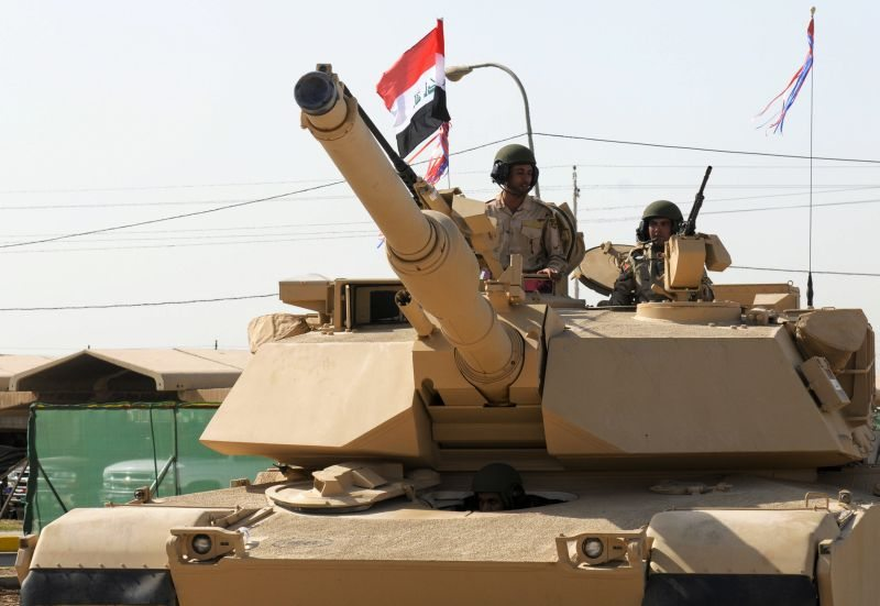 Iraq to Buy M1A1 Abrams Tank Ammunitio...