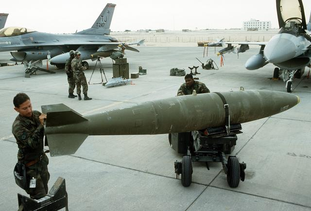 Singapore to Buy Joint Direct Attack Munition (JDAM) Kits
