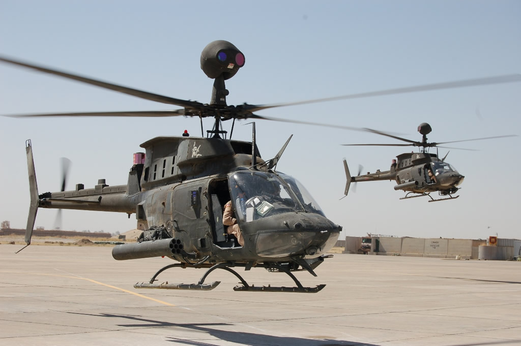 Iraq Requests Helicopter Sustainment S...