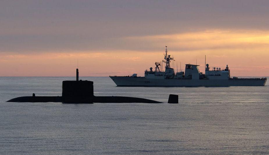 Canada Sends Frigate to Black Sea