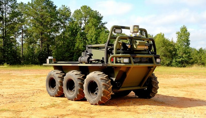 US Army Selects SMSS Autonomous Vehicl...