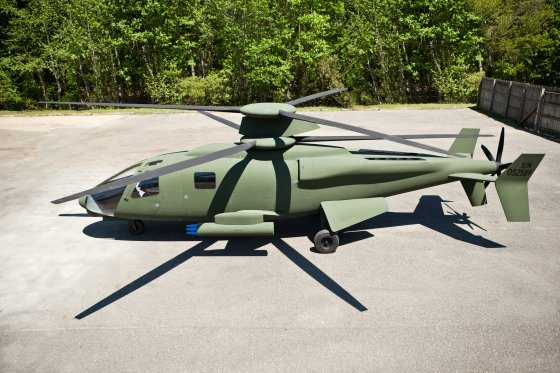 Sikorsky, Boeing Propose X2 Technology...