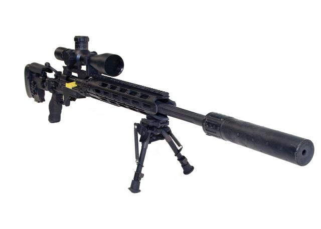 Army awards contract for upgraded sniper weapon system