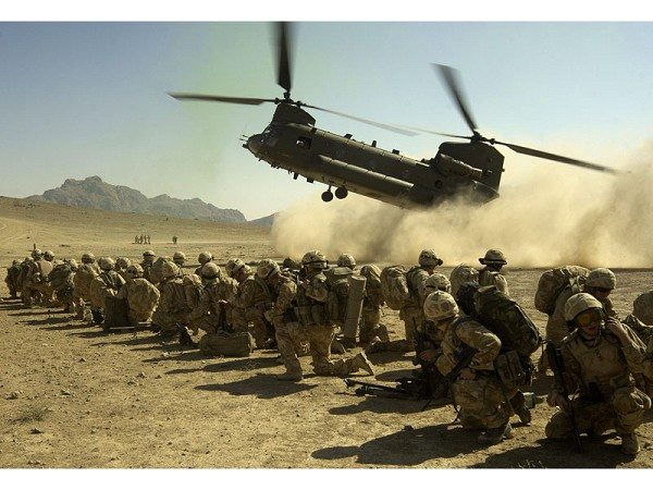 'Tangible progress' in Afghanistan war...