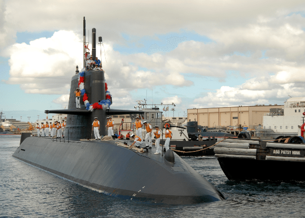 Japan, Australia eye submarine deal an...