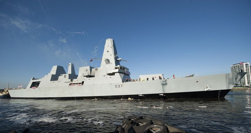Austerity Poses a Challenge to Defence Suppliers in the UK Naval Market