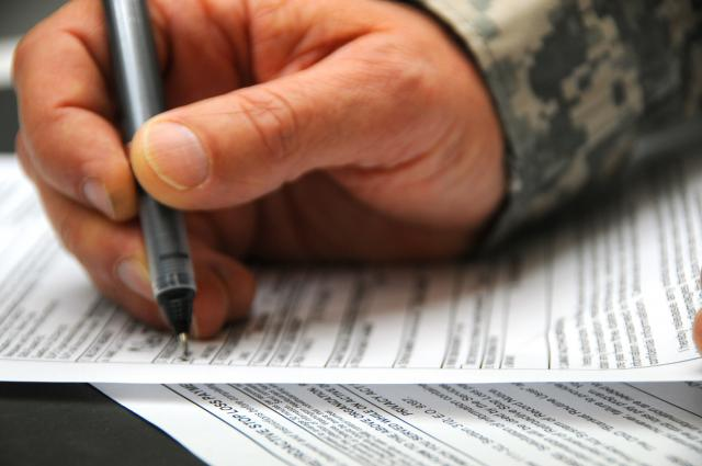 Some troops qualify for extended tax filing deadline