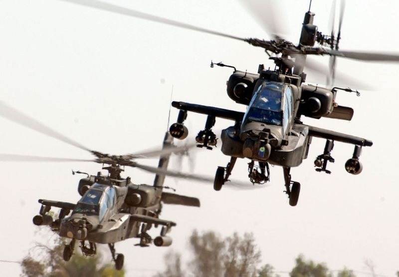 India Requests AH-64D Block III APACHE Helicopters