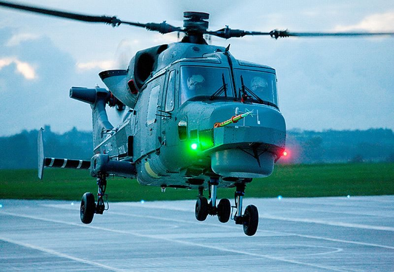 AW159 Makes Its First Paris Air Show A...