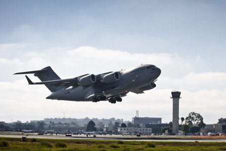 Boeing to build 10 C-17 airlifters for India