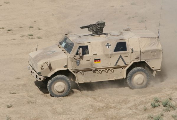 German Army Orders Additional DINGO 2 ...