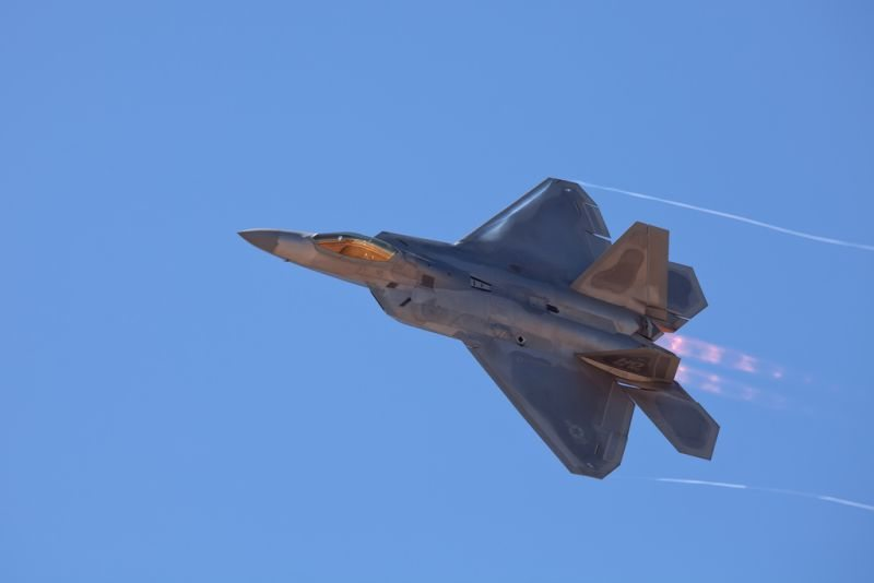 Panetta orders Air Force to take further steps on F-22