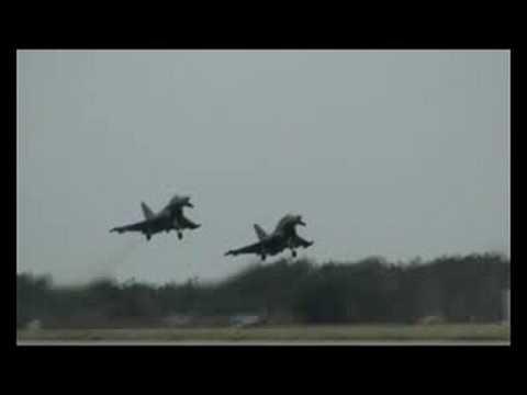 German Eurofighter Typhoon Training [part 1]