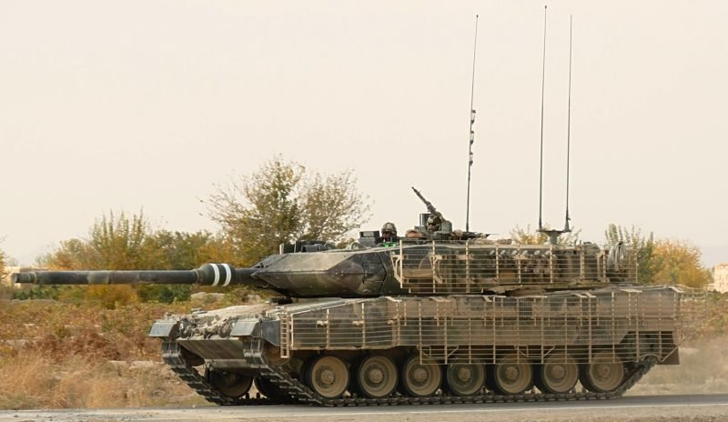 Sale of Surplus Leopard 2 Battle Tanks...