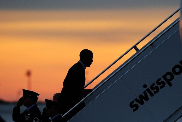 Obama in call for transatlantic renewa...