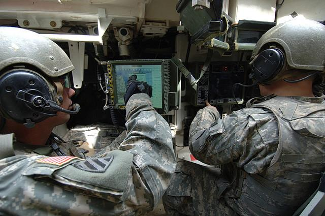 Army to Upgrade Force-Tracking System