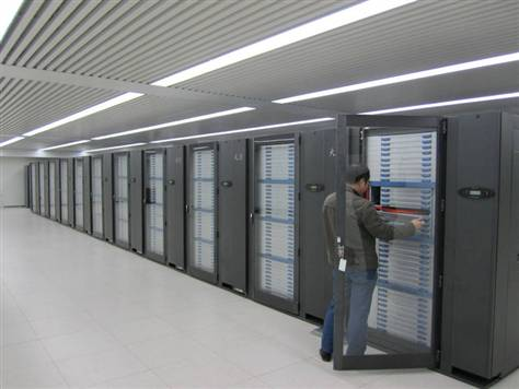 Chinese supercomputer named world's fastest