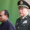 India military delegation arrives in China