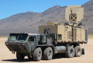 Lockheed Martin Awarded High-Power Microwave Energy Weapon Contract