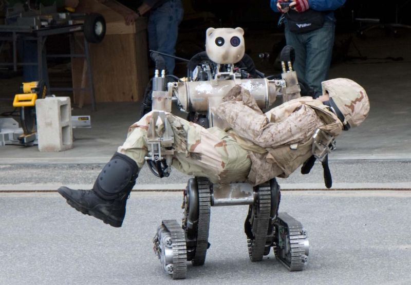 Combat robots to become Russian army n...