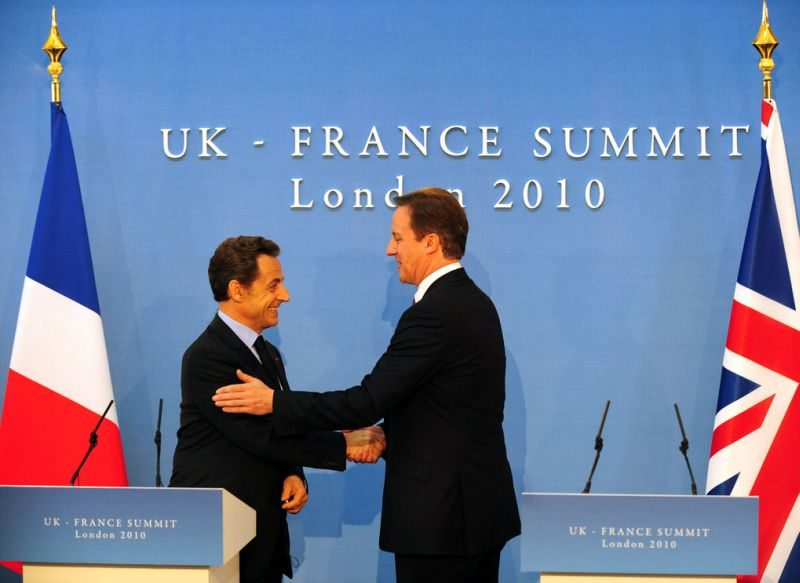 UK and France Agree Closer Defence Coo...