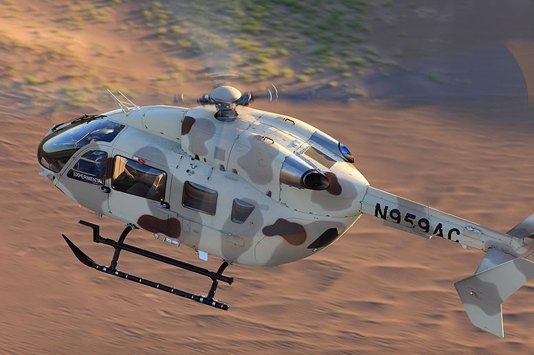 EADS Demos Armed Aerial Scout Candidat...