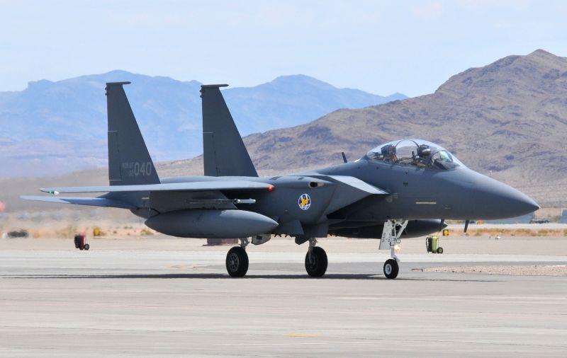 Boeing Delivers 3 More F-15K Slam Eagl...