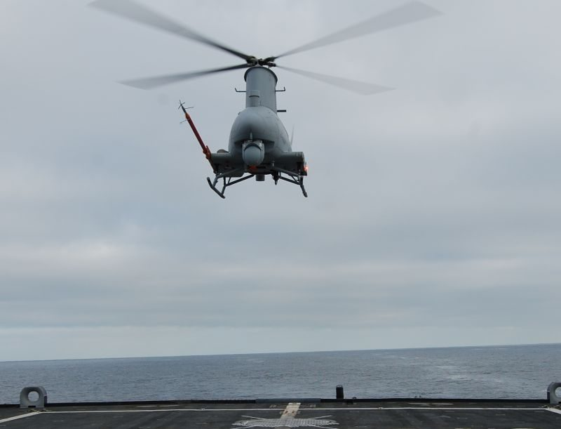 US Navy, Northrop Grumman Demonstrate ...