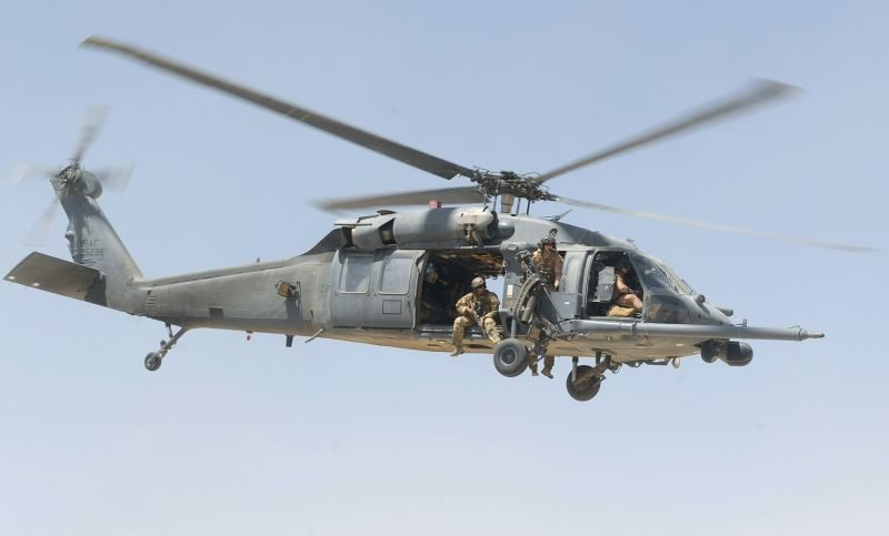 Combat Rescue Helicopter Acquisition P...