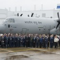 Indian Air Force Inducts First C-130J Super Hercules