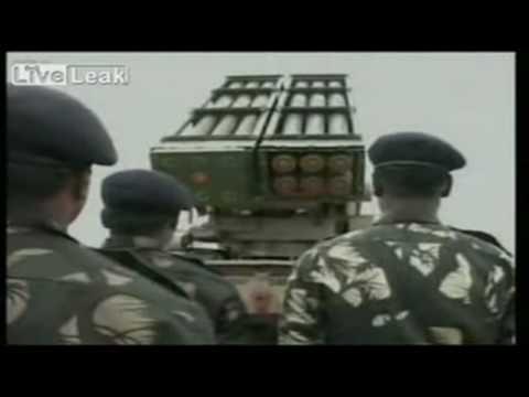 India's Multi-Barrel Rocket Launchers – BM-21 Grad (122mm), Pinaka (214mm) and Smerch (300mm)