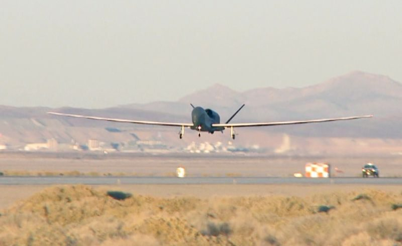 Northrop Highlights Unmanned Aircraft ...