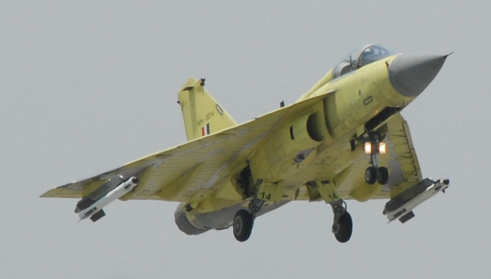 LCA Tejas Fighter Jet Won't Be Combat-...