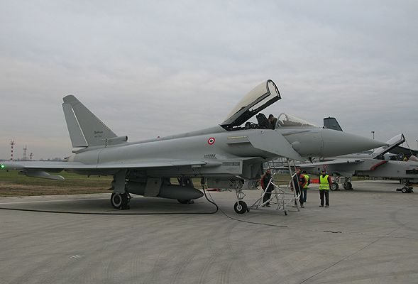 Eurofighter Delivers 250th Typhoon Fighter Aircraft