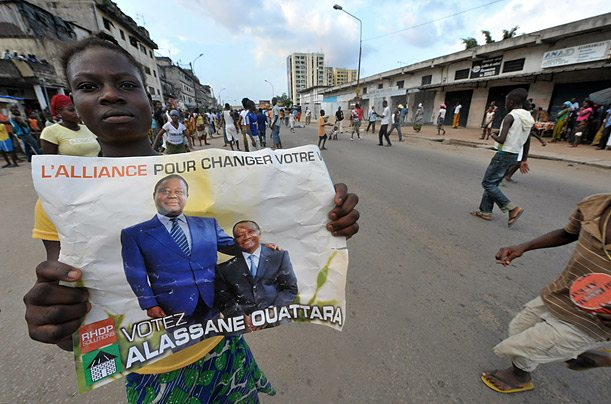 Gbagbo warns Ivory Coast intervention would provoke war