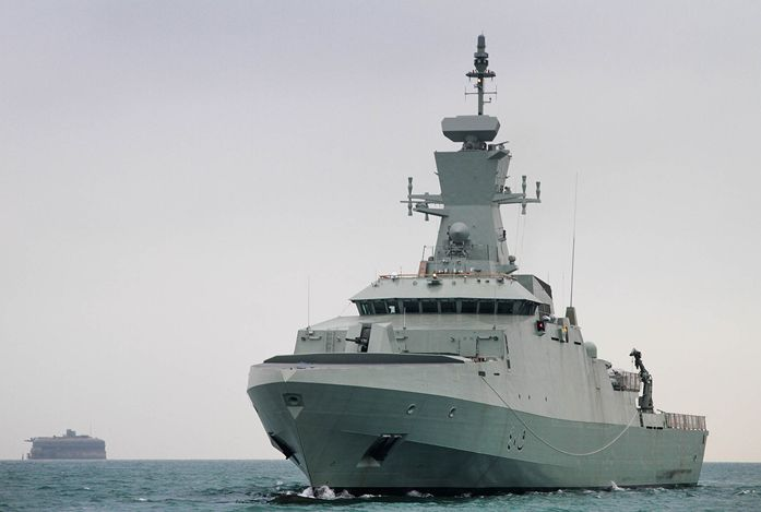 Thales Wins Contract for Omani Patrol ...