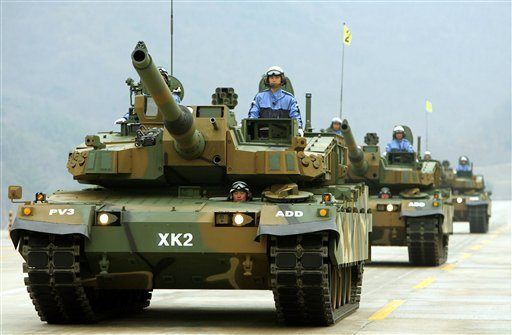 Active Protection System for South Kor...