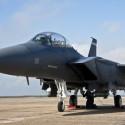 F-15E flies with new radar system