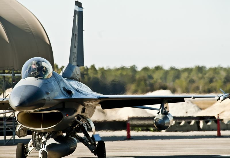 F-16s arrival brings 'battle rhythm' t...