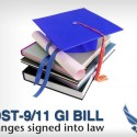 President signed improvements to Post-9/11 GI Bill
