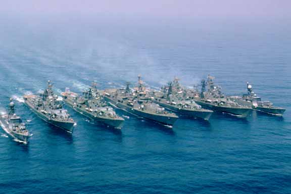 India mulling naval protocol to preven...