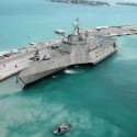 Lockheed Lays Keel of 11th Littoral Combat Ship