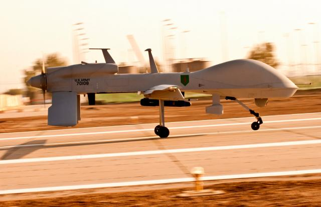 Army Divisions Will Get Nine Gray Eagles UAVs to Train, But Deploy with 12