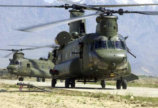 Boeing Begins Flight Testing UK Chinook Mk4  At DefenceTalk