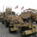 US military fields new mine roller technology to defeat IEDs