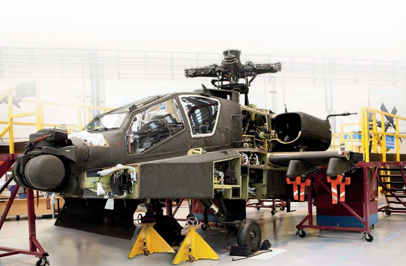 Keeping The Apache Ready To Take On Th...