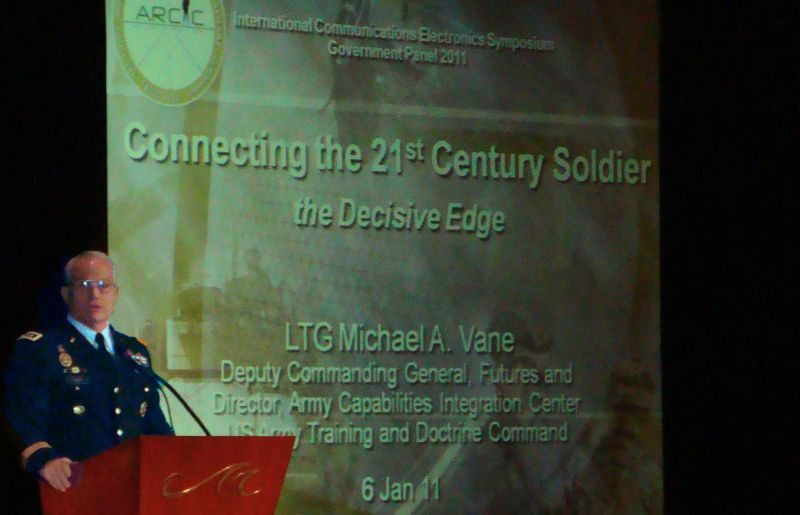 Army Exploring Emerging Technologies