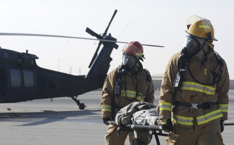 Third Army simulates 'hard landing'