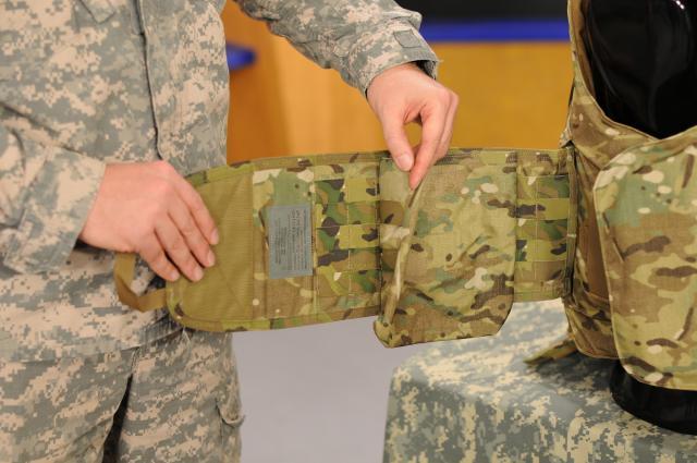 Body armor safe, despite procurement s...
